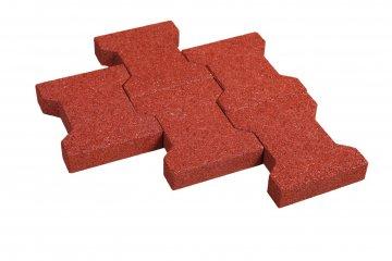 3 Stal-H-klinker-rood